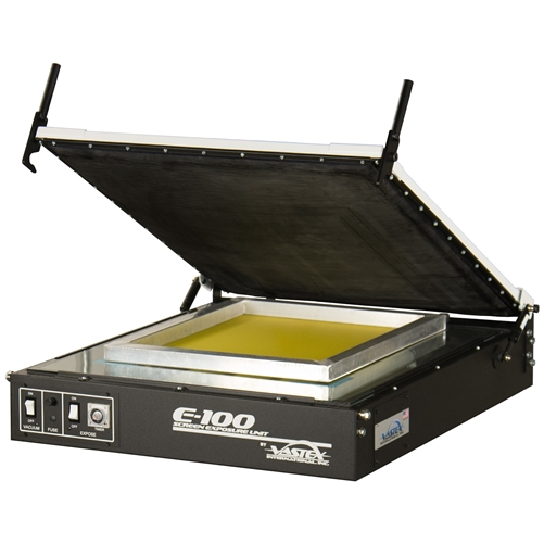 Vastex E-100 Table Top Exposure Unit