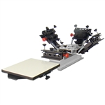 Vastex V-1000 Table Top Press - 4/1