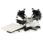 Vastex V-100 Table Top Press - 4/1