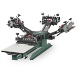 Vastex V-2000HD Table Top Press - 4/1
