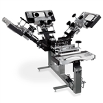 Workhorse CapMax Tabletop Press - 4 Color/1 Station