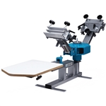 Workhorse Odyssey Tabletop Press - 2 Color/1 Station