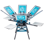Workhorse Odyssey Series Press - 6 Color/4 Station