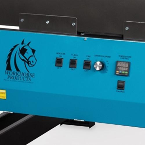 workhorse powerhouse quartz conveyor dryer 52\