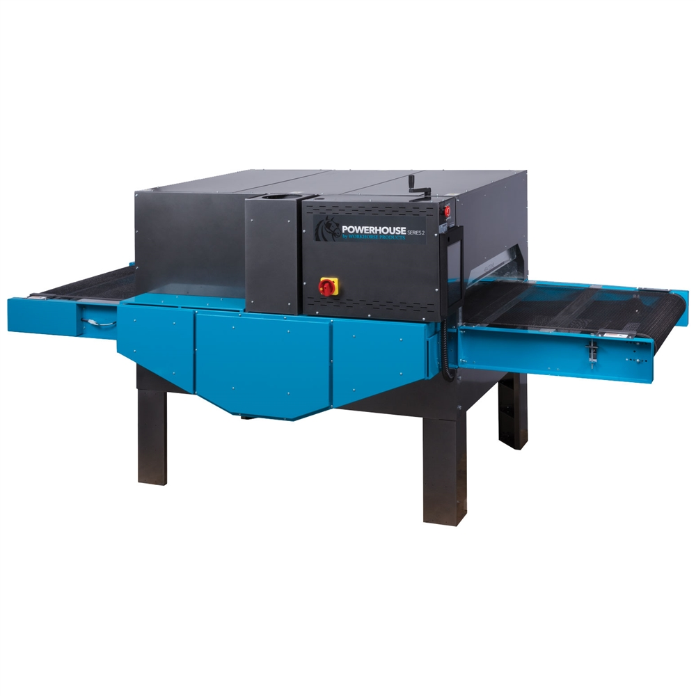 Workhorse Powerhouse Series II Conveyor Dryer 30