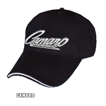 Camaro Liquid Metal Men's Hat