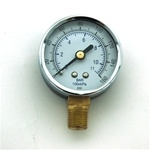 Regulator Gauge (0-160) Bottom Mount