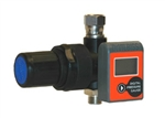 Gun Mounted Air Regulator With Digital Gauge
