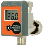 Digital Gauge With Air Adjusting Valve