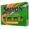 Srixon Soft Feel 12 Orange Golf Balls