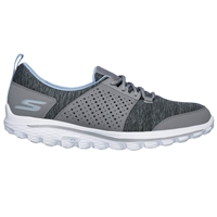 Skechers Go Walk 2 Golf-Sugar Ladies Golf Shoes