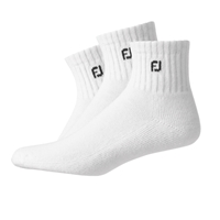 Footjoy ComfortSof Quarter 3-pack Socks