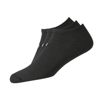 Footjoy ComfortSof Low Cut 3pk Socks