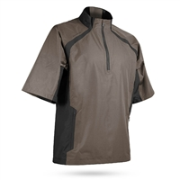 Sun Mountain Cumulus Short Sleeve Rain Pullover