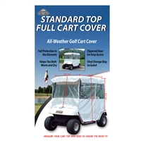 Full Cart Cover