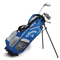 Callaway 2018 XJ-1 4pc Boys Junior Set