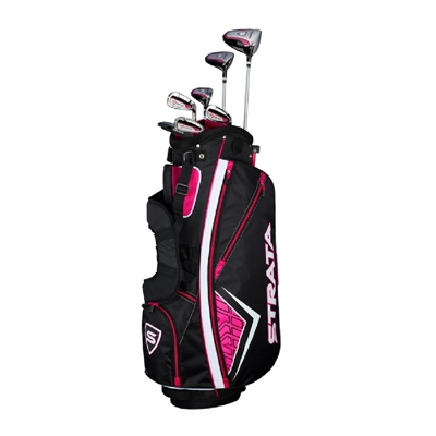 Callaway Strata 2019 11-Piece Ladies Full Set