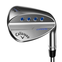 Callaway Mack Daddy 5 Chrome Left Hand Wedge