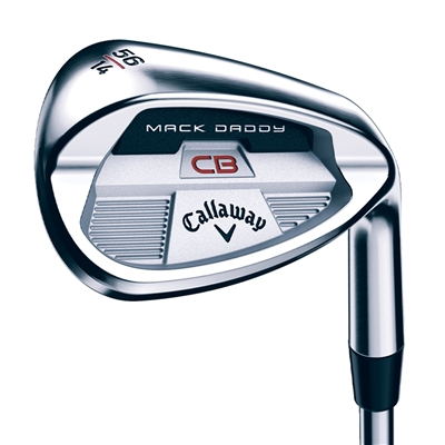 Callaway Mack Daddy CB Left Hand Wedge