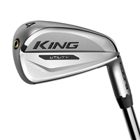 Cobra King Utility Chrome Steel Iron