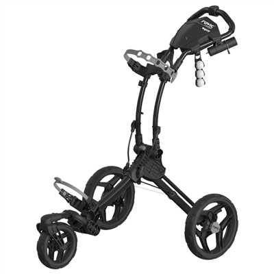 Rovic RV1S Swivel Push Cart