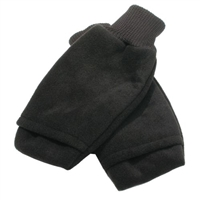 Winter Pull-Up Mitts Large
