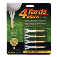 "4 Yards More 2 3/4"" Tees"