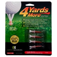 "4 Yards More 1 3/4"" Tees"