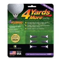 4 Yards More Hybrid Tees