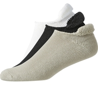 Footjoy ComfortSof Roll-Top Asst 3pk