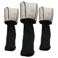 Form Fit 3pk Headcovers