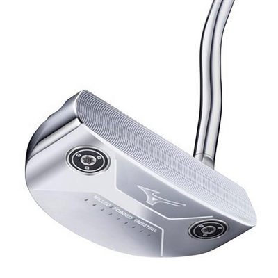Mizuno M Craft Type III White Satin Putter