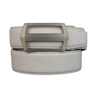 Nexbelt Classic Pebble Grain Winner White Belt