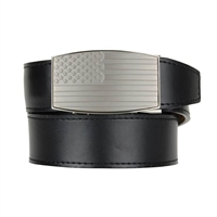 Nexbelt Embossed Pewter USA Belt