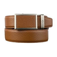 Nexbelt Go-In Pebble Grain Cognac V.4 Belt