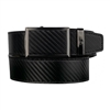 Nexbelt New Fast Eddie Carbon Black Belt