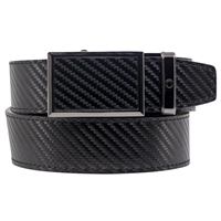 Nexbelt Go-In Traditions Carbon Black Belt