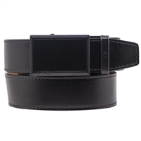 Nexbelt Go-In Traditions Smooth Black Belt