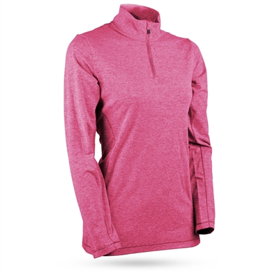 Sun Mountain Second Layer Long Sleeve Ladies Pullover