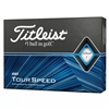 Titleist Tour Speed 2020 Personalized White Golf Balls