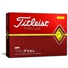 Titleist TruFeel Personalized Yellow Golf Balls