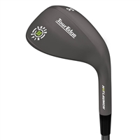 Tour Edge Hot Launch Black Ni Super Spin Wedge