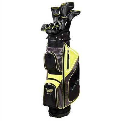 Tour Edge Bazooka 470 Black Full Set