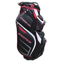 Tour Edge Exotics Extreme Pro Deluxe Cart Bag