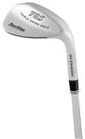 Tour Edge TGS Triple Grind Sole 304 Stainless Wedge