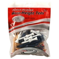 Accuheight Combo 45pk Tees