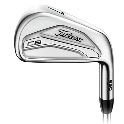 Titleist 620 CB Steel Iron Set