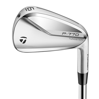 TaylorMade P770 Steel Left Hand Iron Set