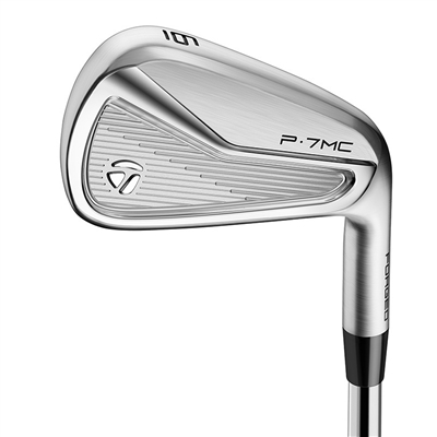 TaylorMade P7MC Steel Left Hand Iron Set