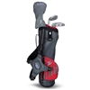 "U.S. Kids Ultralight 39"" 3-Club Carry Bag Set"